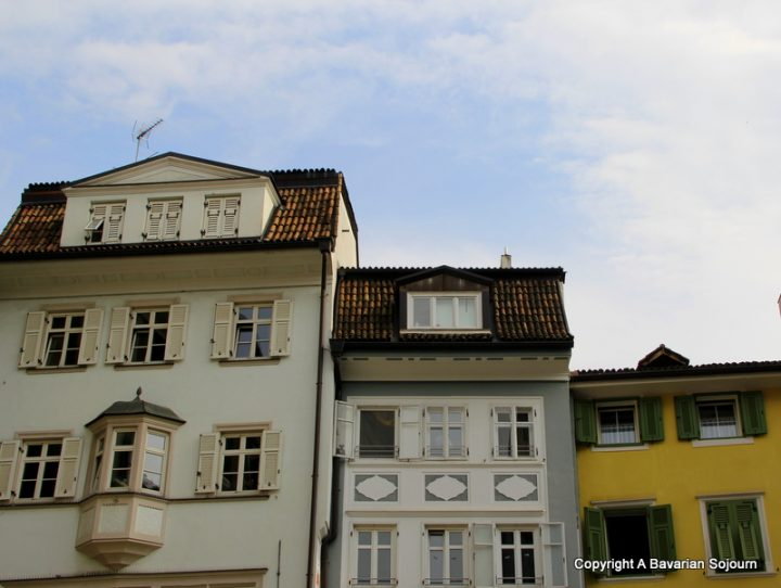 """Roof Steps"" - Walther Platz."