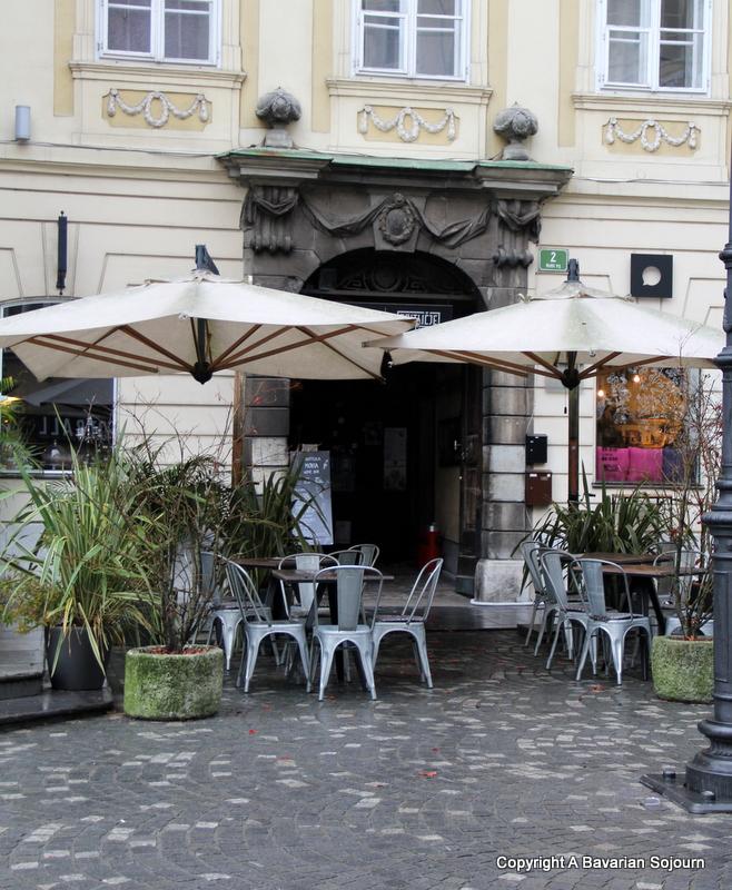 Ljubljana Cafe