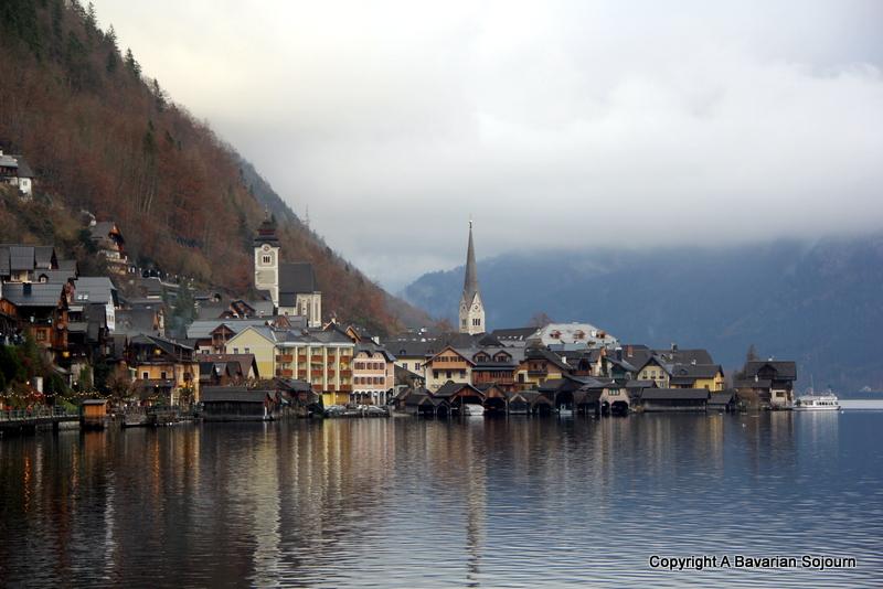 Hallstatt in Austria