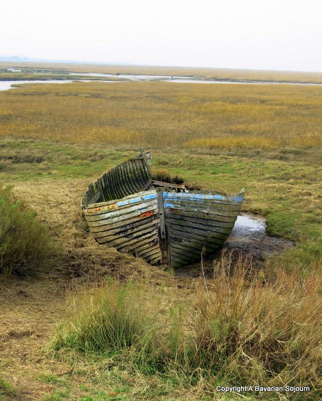 Sunday Photo – Salt Flat History