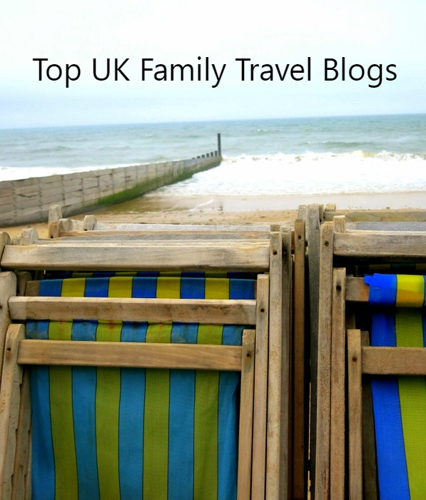Top UK Family Travel Blogs