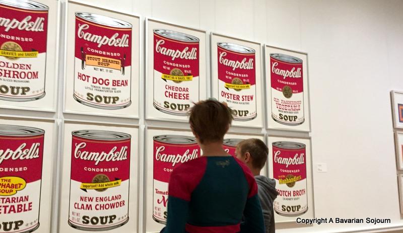 Warhol in Oslo