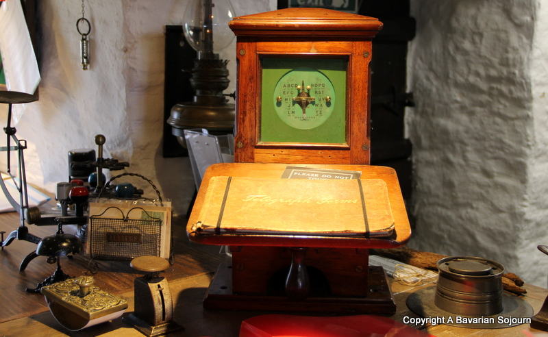Letter Receiving Room - Old Post Office - Tintagel