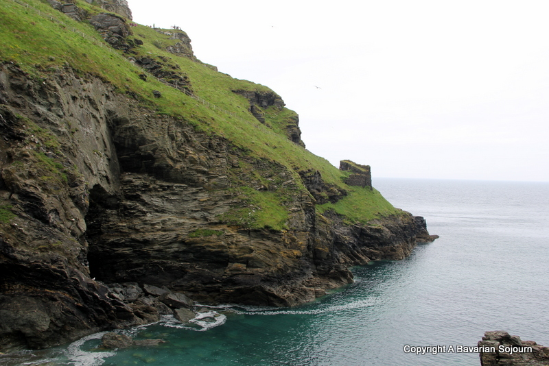 sea views tintagel