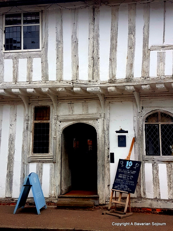 white house lavenham