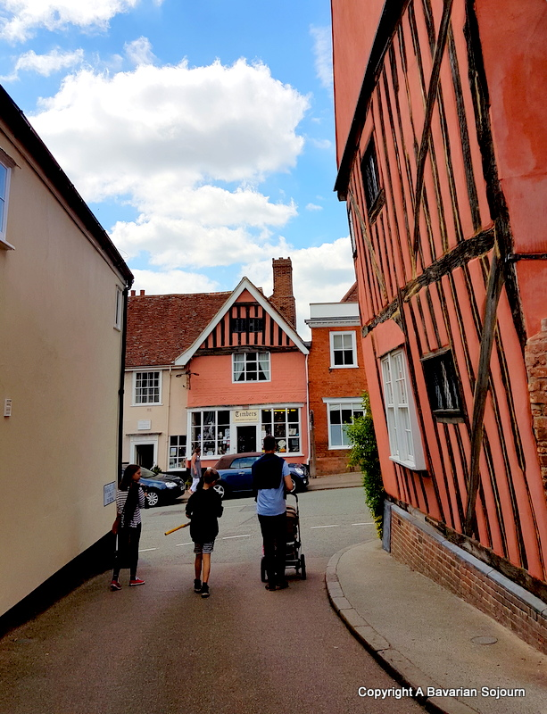 Crooked Houses Lavenham