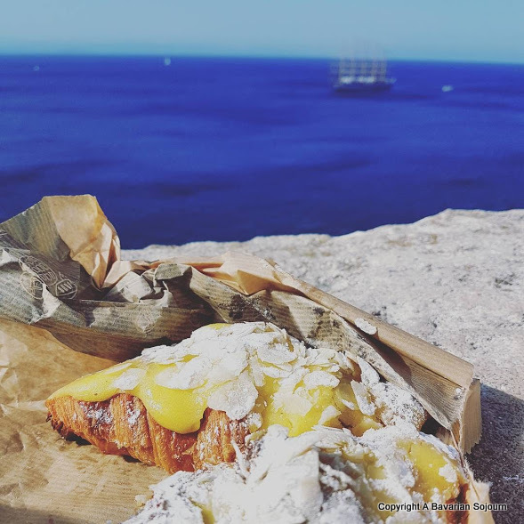 Bonifacio for Breakfast – Corsica