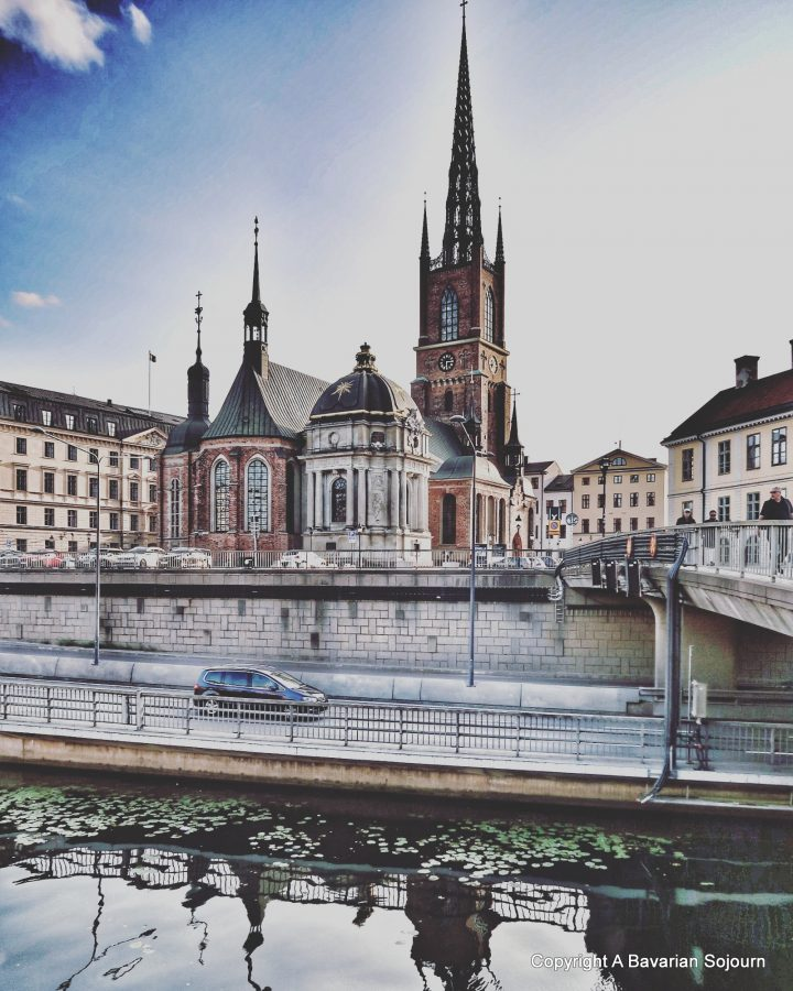 Cityscape Stockholm