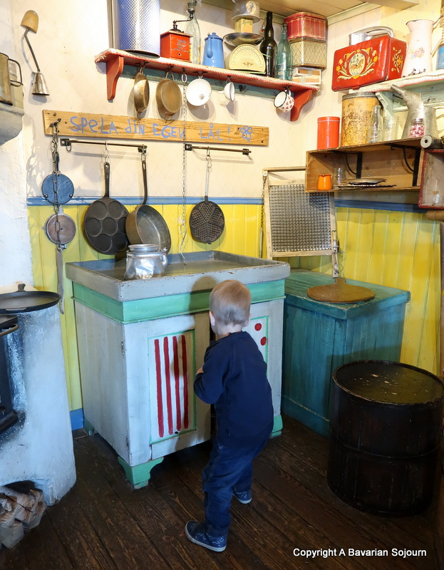 Pippi's Kitchen Junibacken