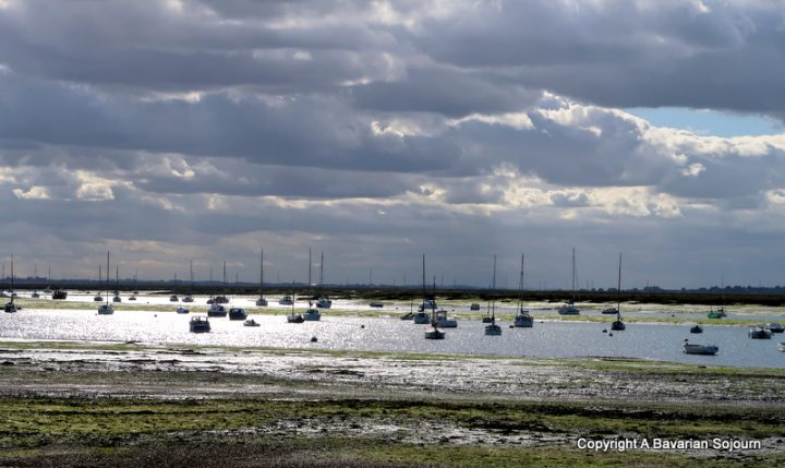clouds mersea