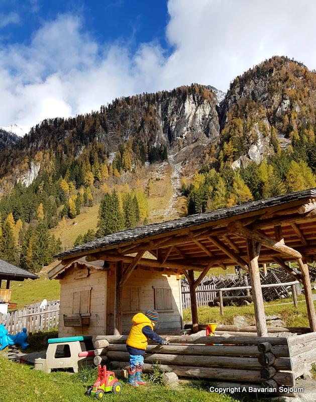 alpine playground enzianhutte