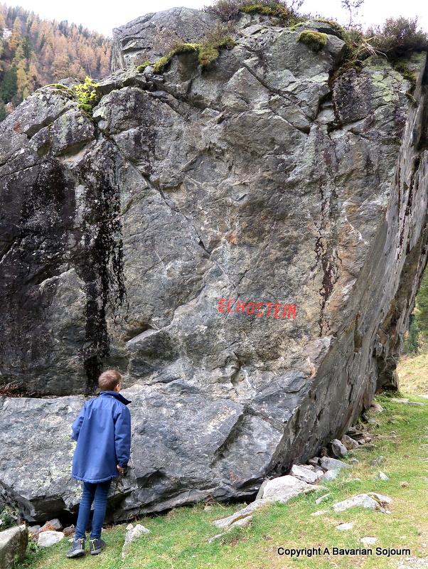 echo stone smaragd weg