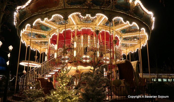 Christmas Tivoli by Night – Copenhagen