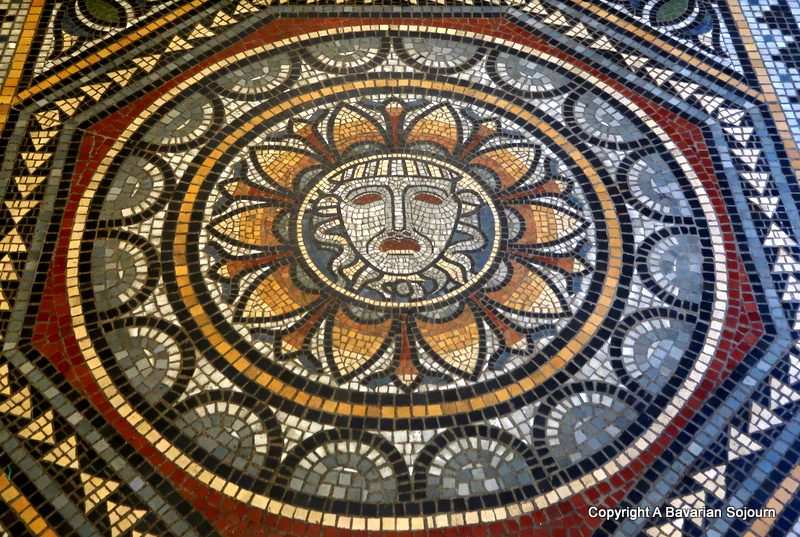fitzwilliam museum floor