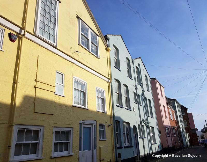Aldeburgh Houses