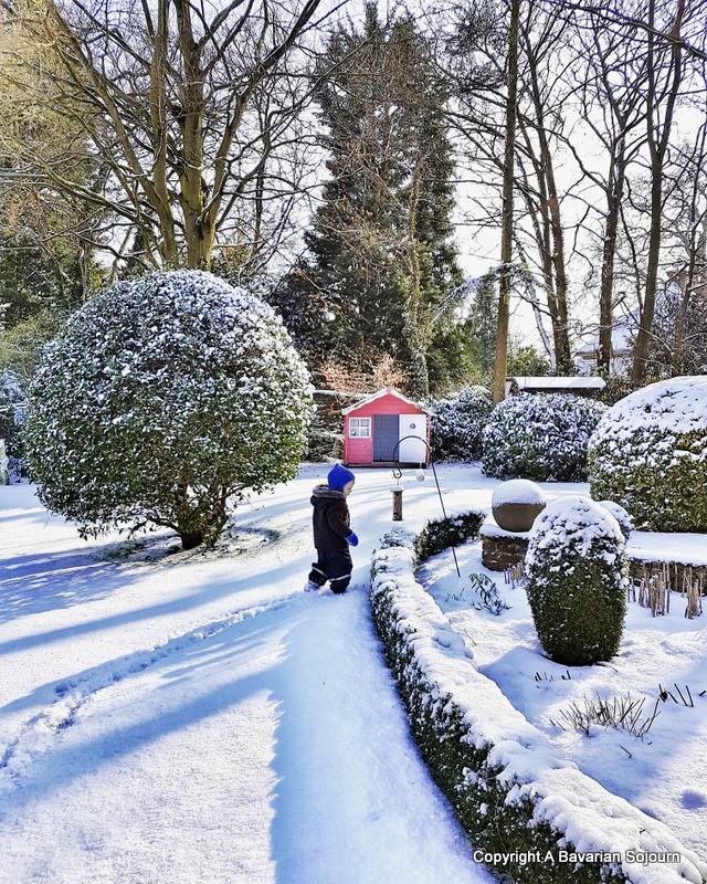 Sunday Photo – Snow Day