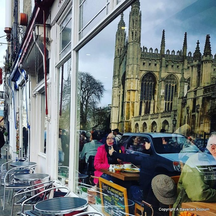 Sunday Photo – Cambridge Reflections
