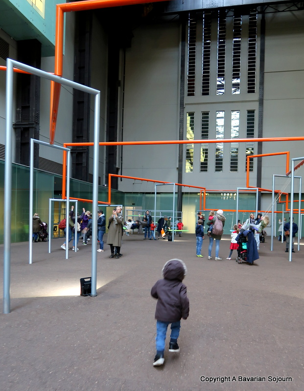 One Two Three Swing Tate Modern