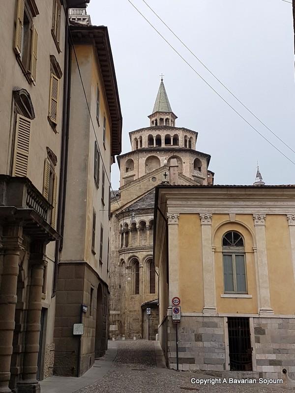 old city bergamo