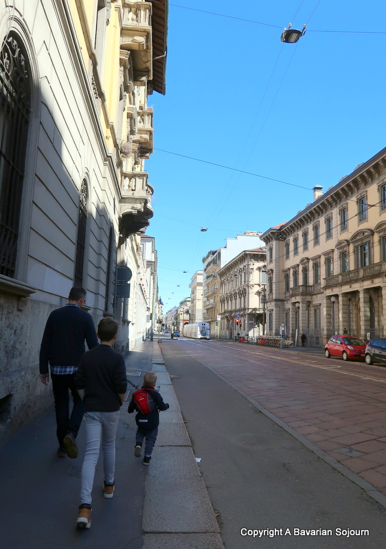 a bavarian sojourn in milan