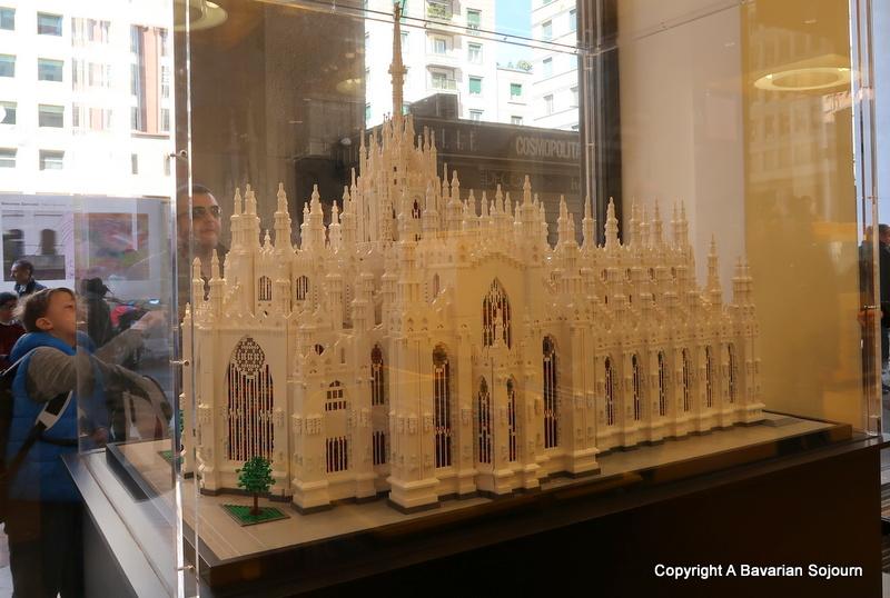 Lego Duomo Milan