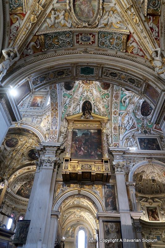 basilica maria maggiore bergamo