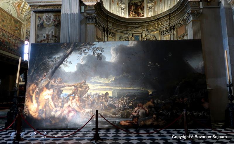 The great flood - pietro liberi