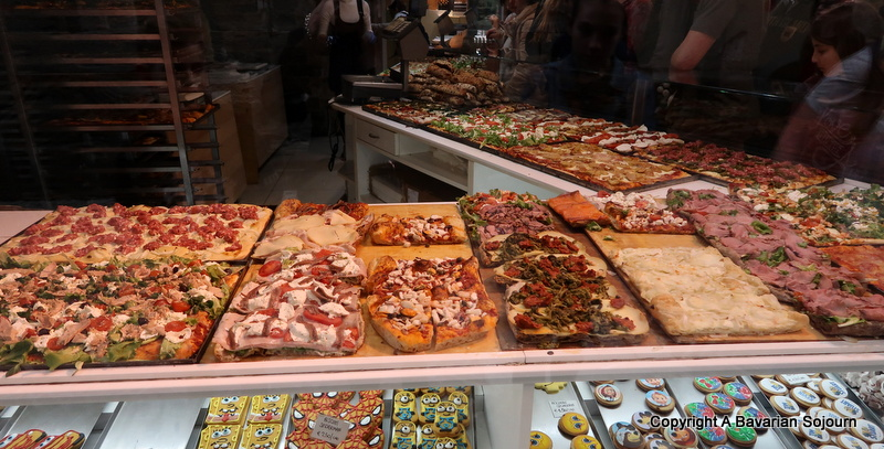 Bergamo food