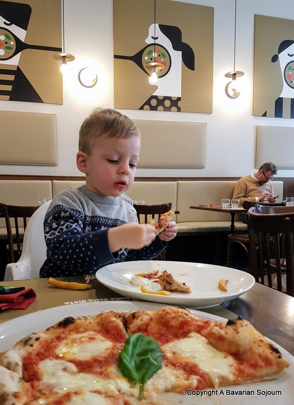 pizza connoisseur - da zero milan