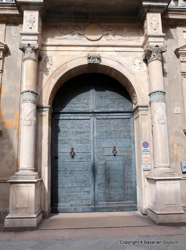 pavia doorway
