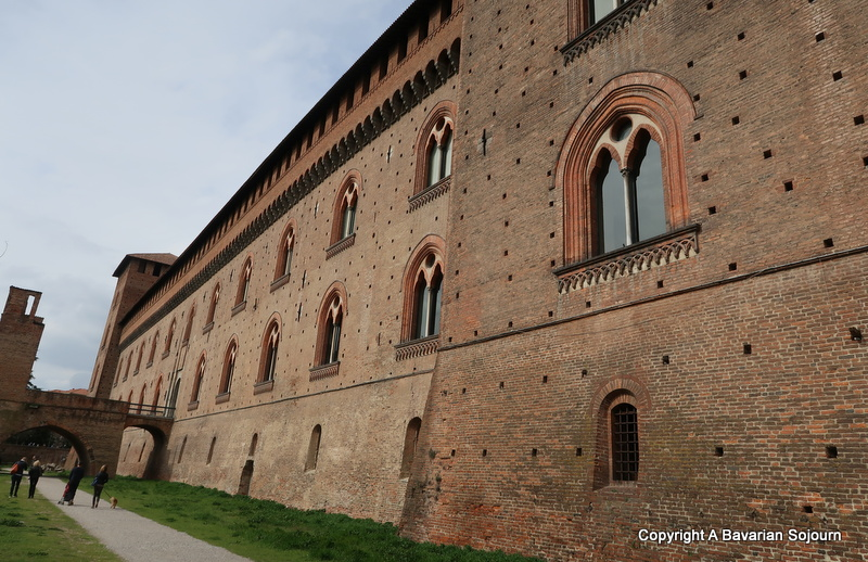 castello visconti pavia