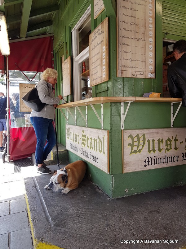 Sausage Dog? Munich