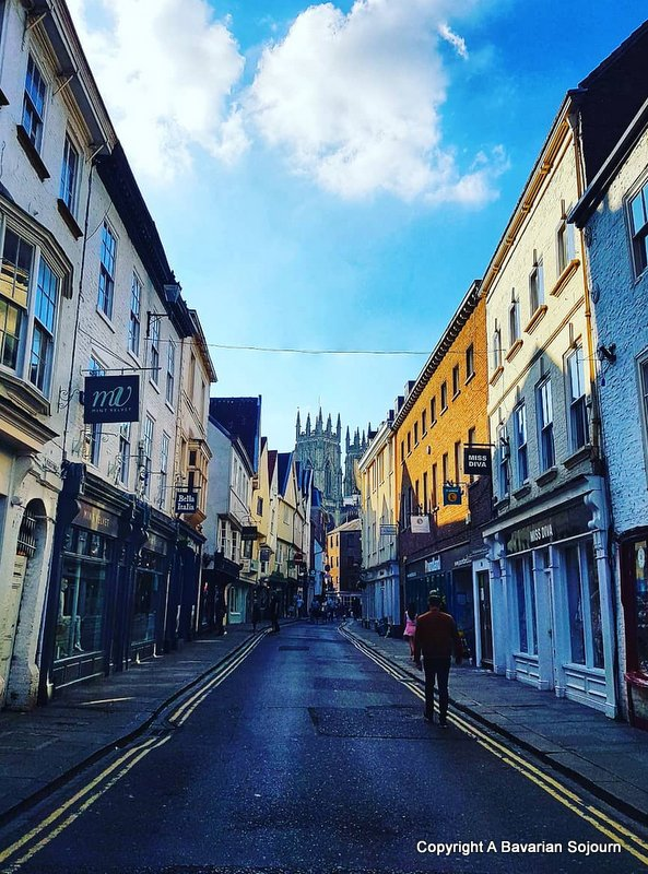 Sunday Photo – All Roads Lead to York Minster