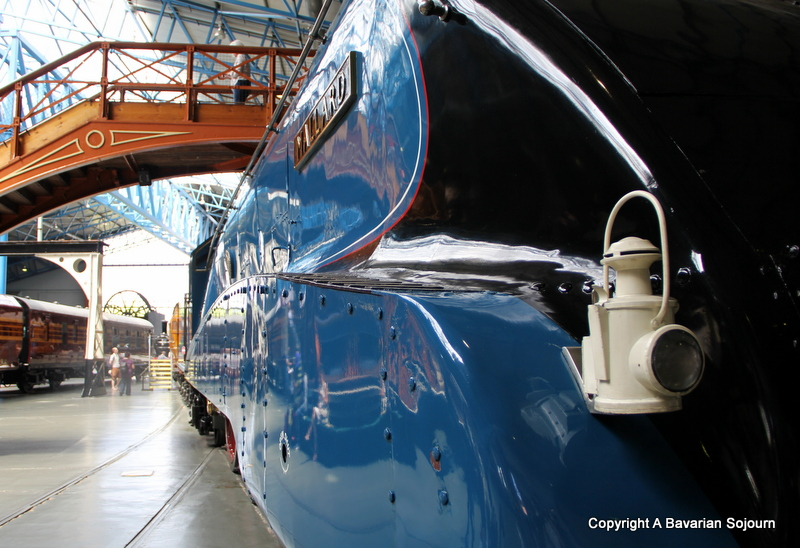 blue mallard railway museum