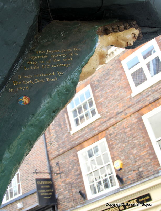 Shambles Ship Figurehead