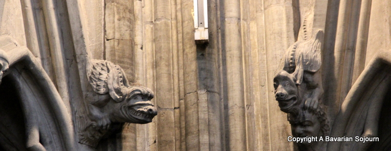 york minster gargoyles