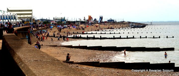 new hunstanton beach