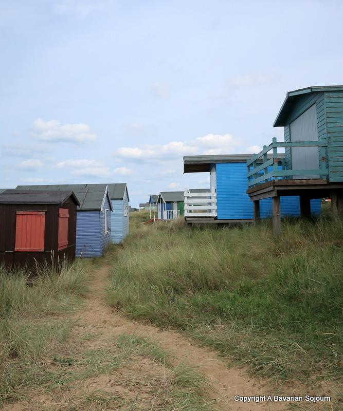 hunstanton beach huts