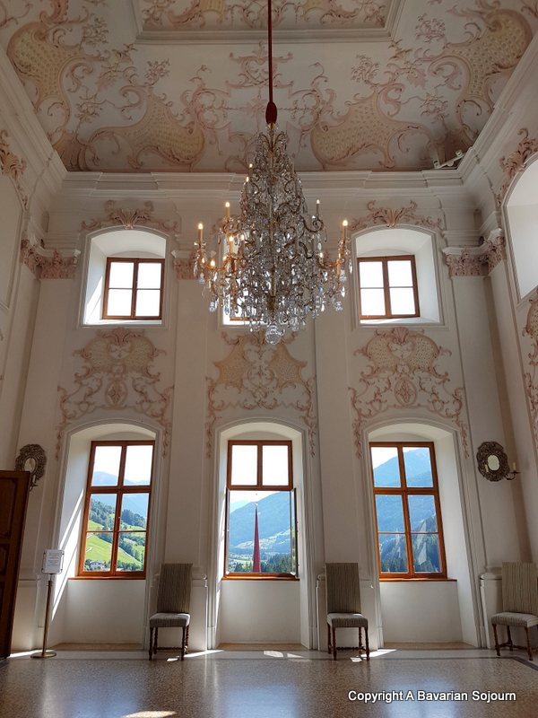 castle wolfsthurn