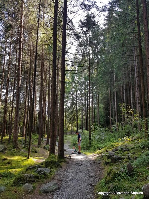 wald und wasser castle wolfsthurn