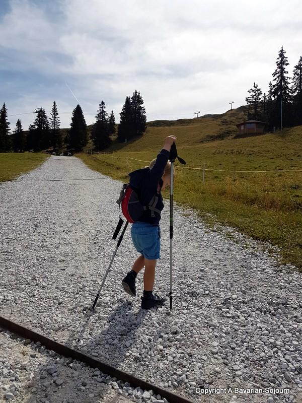 raccinne kinder trail