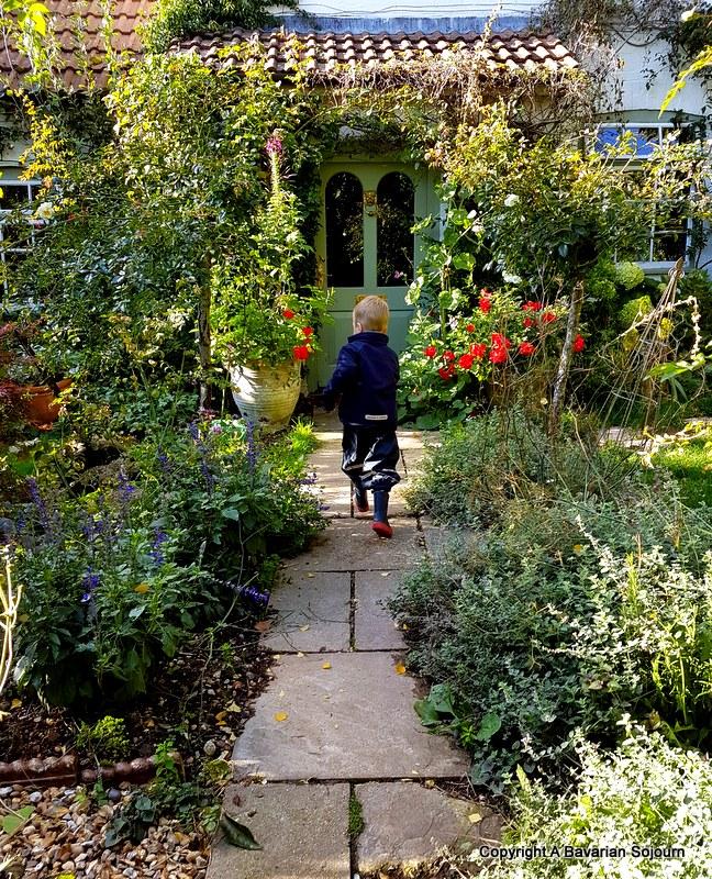 Sunday Photo – Granny's House