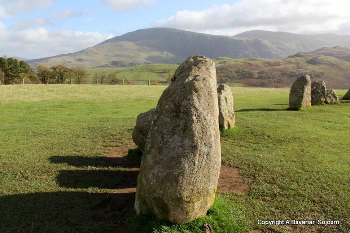 stone circle castlerigg