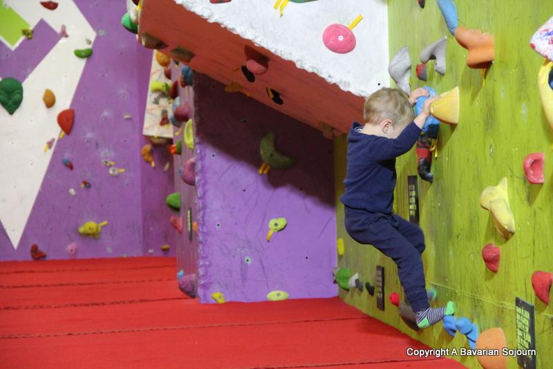 keswick climbing centre