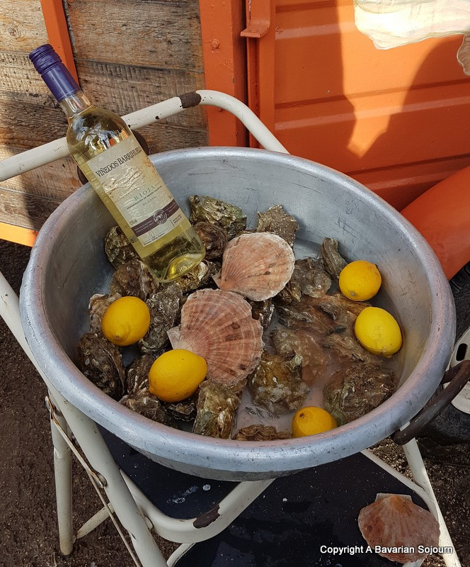 Artisan Market Oysters Bath