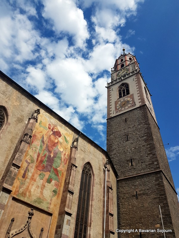 St Nicholas Church Merano