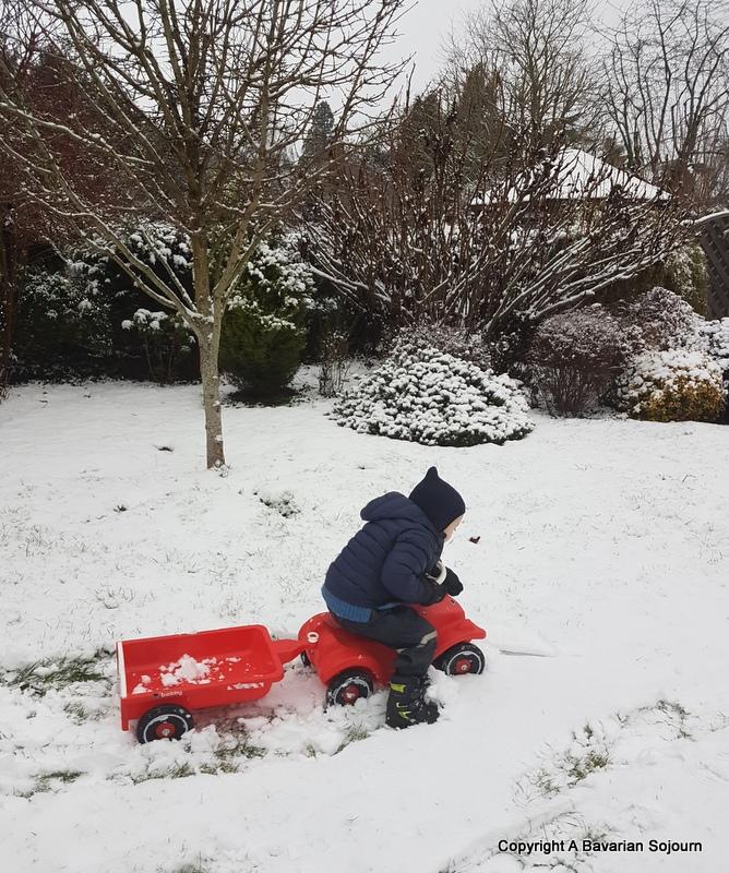 snow day england