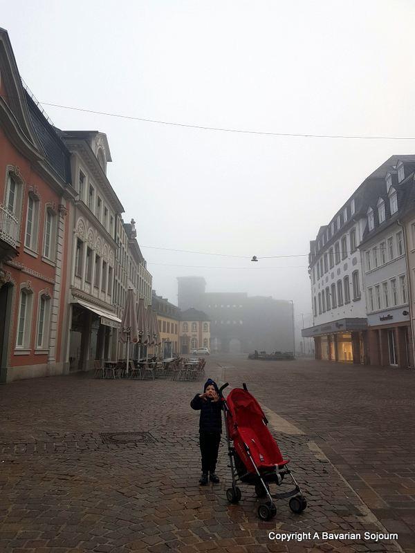 foggy trier