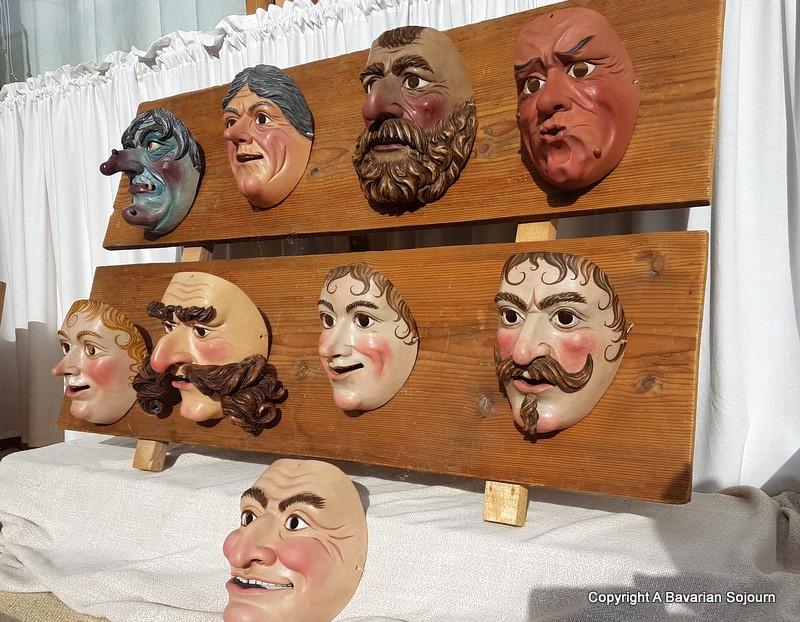 mashkera masks