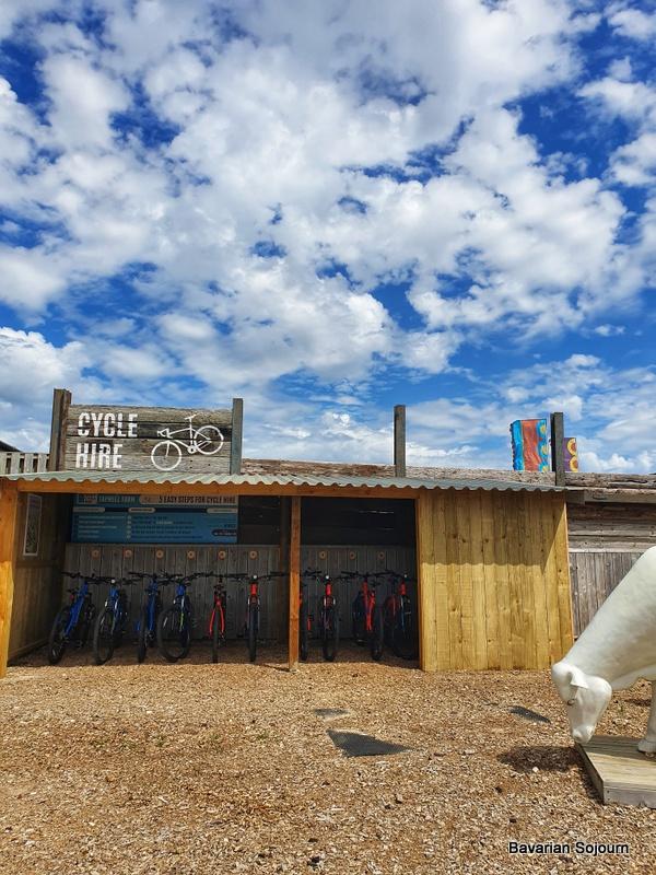 Bike Hire Toms Eco Lodge